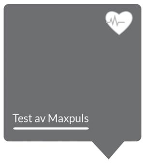 Test av Maxpuls